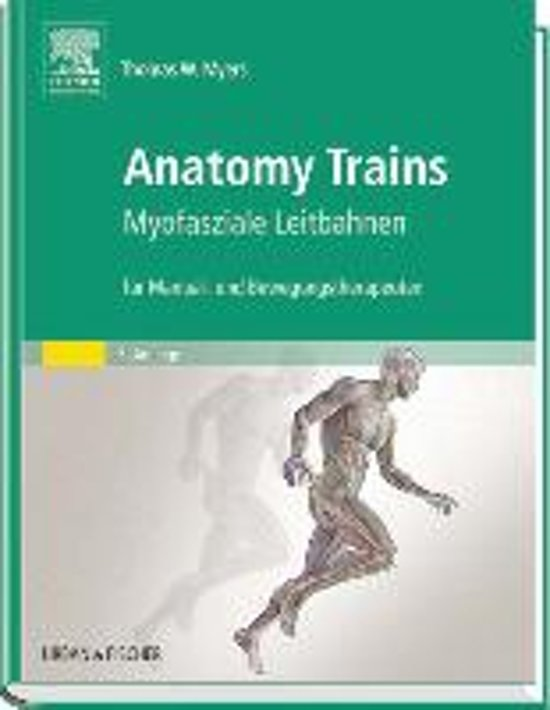 Myers anatomy trains
