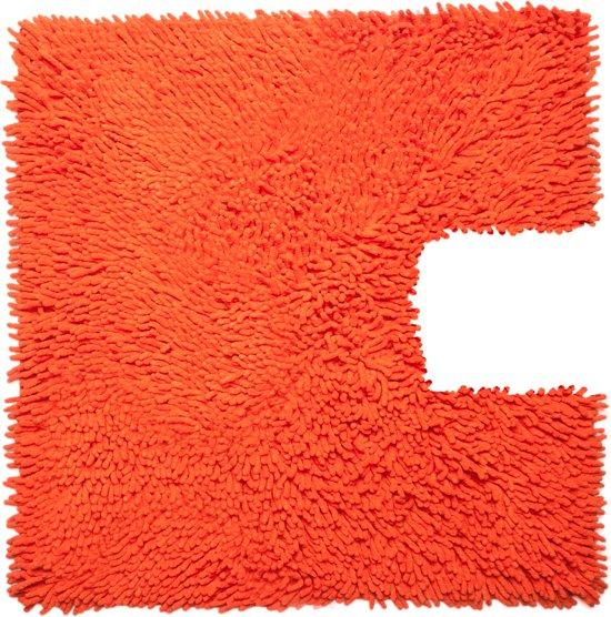 Casilin nilo wc mat oranje 60 x 60 cm - Wc oranje ...