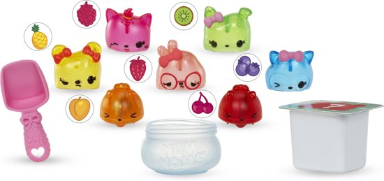 Num Noms Deluxe Pack Serie 2 - Jelly Bean Gift Box in Arkel