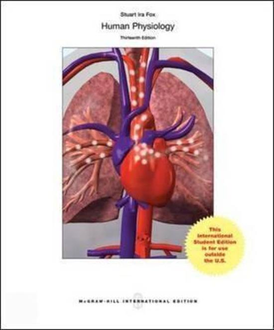 principles of human physiology 13th edition pdf