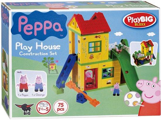 PlayBIG Bloxx Peppa Pig Speelhuis in Kranendijk