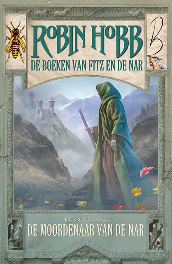 De boeken van Fitz en de Nar - 1 - De moordenaar van de Nar - Robin Hobb - 9789024564842
