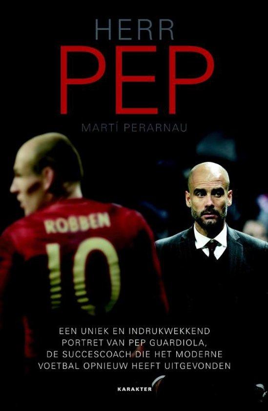 Herr Pep - Marti Perarnau - 9789045210124