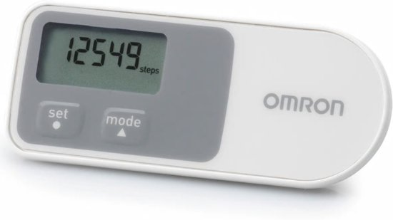 omron walking style one manual