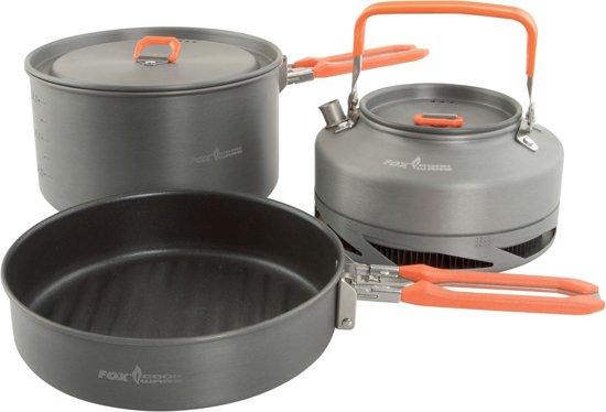 CCW001 Fox Cookware Med Set 3pcs in Olloy-sur-Viroin