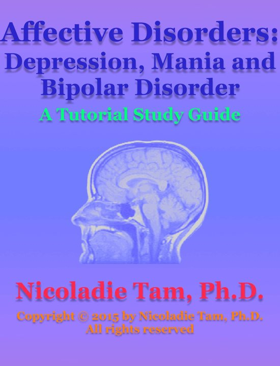 an analysis of bipolar affective disorder Bipolar disorder, also known as manic depression, is a chronically recurring condition involving moods that swing between the highs of mania and the lows of depression.