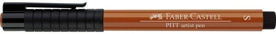 tekenstift Faber Castell Pitt Artist Pen EF sanguine in Hooidonk