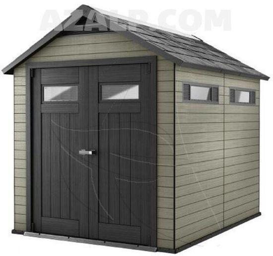keter fusion 759 mahogany. Black Bedroom Furniture Sets. Home Design Ideas