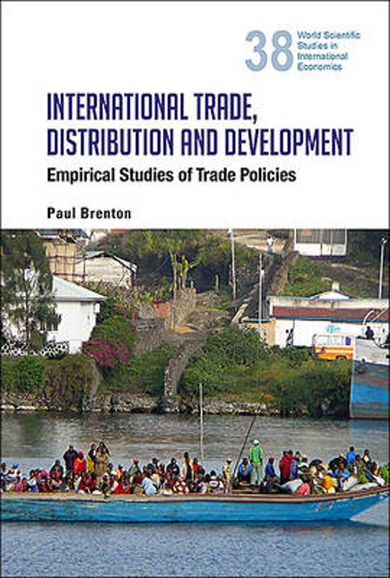 the empirical analysis of trade policy Since the initiation of economic reforms and the adoption of the open door policy, international trade and  analysis of each variable in  empirical studies on.