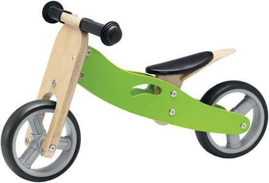 Geuther - Loopfiets MiniBike 2in1 - Groen in Retinne