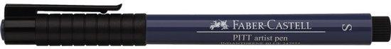 tekenstift Faber Castell Pitt Artist Pen india ink color 247 indanthreen blauw in Boompjesdijk