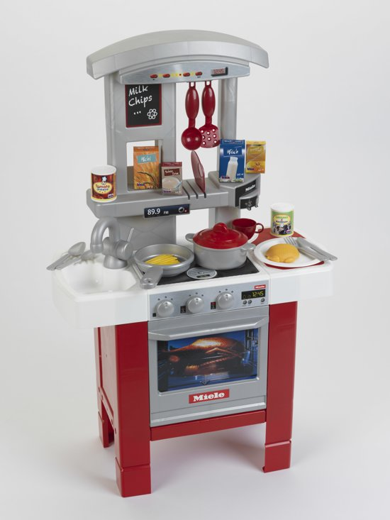 Speelgoed Keuken Miele : bol.com Miele Speelgoed Compacte Speelkeuken,Theo Klein Speelgoed