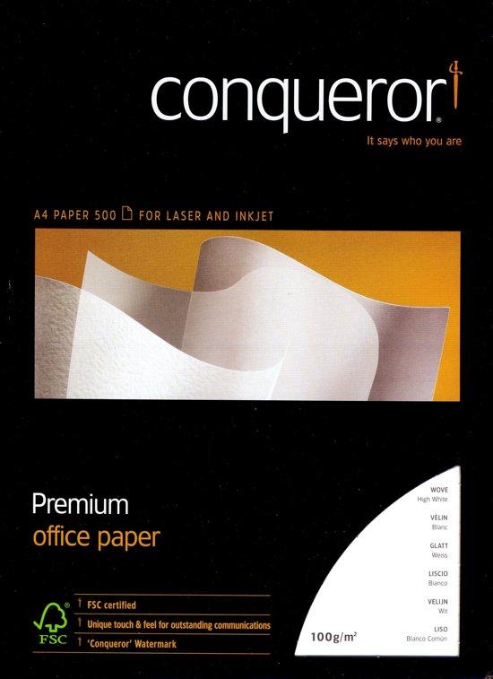 Conqueror Bamboo - papier - 100 grams - 100 vel