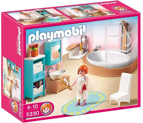 Playmobil Badkamer - 5330 in Serinchamps