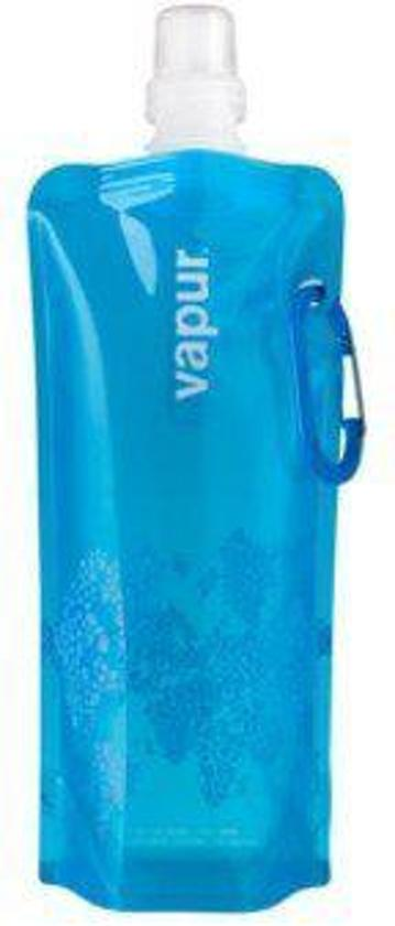 Vapur © Anti-Bottle™ Reflex .5L - Cyan Blue in Appelscha / Appelskea