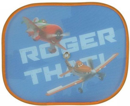 Disney Planes Aces 'n Racers - Zonnescherm Auto - set van 2 in Voorteind