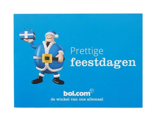 Bol.com Cadeaukaart - 25 euro - Prettige feestdagen
