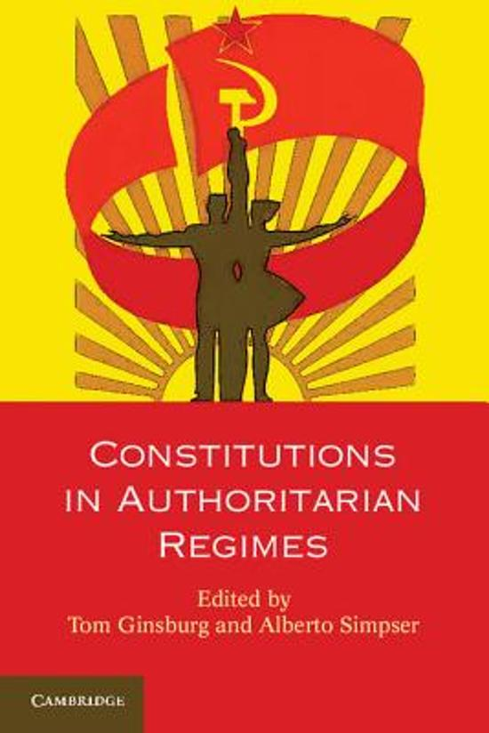 authoritarian and democratic regimes essay