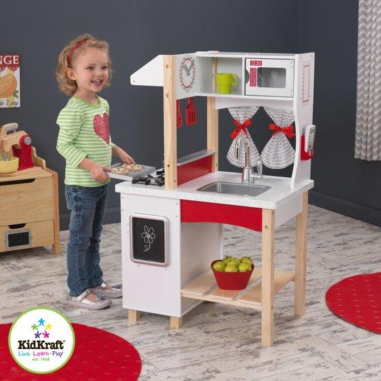 Kidkraft Keuken Licht En Geluid : bol.com Kidkraft Modern keukeneiland,KidKraft Speelgoed