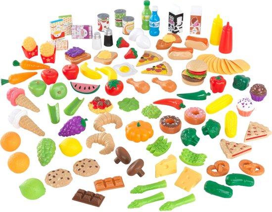 Kidkraft Keuken Onderdelen : bol.com Kidkraft Deluxe Tasty Treats – Namaak Etenswaren,KidKraft