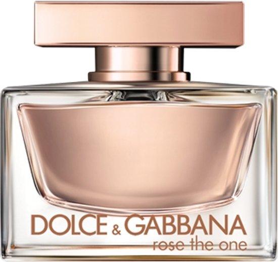 dolce gabbana rose the one 75 ml eau de parfum. Black Bedroom Furniture Sets. Home Design Ideas