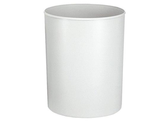 Papierbak HAN 20 liter vlamdovend lichtgrijs in Holtien