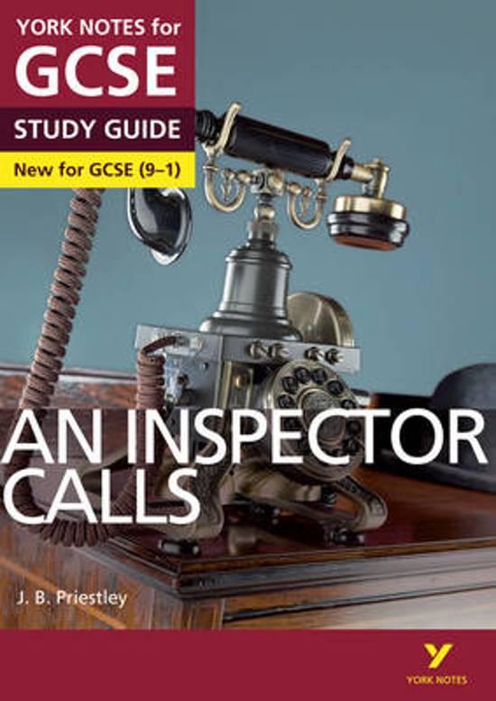essays an inspector calls coursework