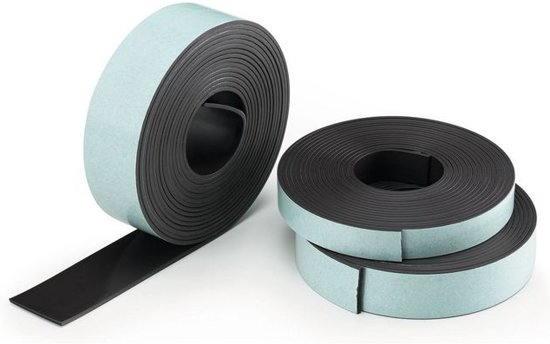 Lega magneetband breedte 12 mm in Tontelange