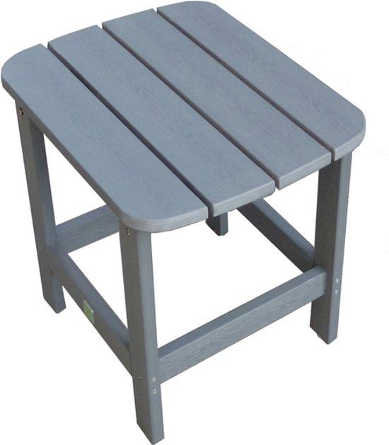De comfortabele en onderhoudsvrije adirondack for Tafel schuren en olien
