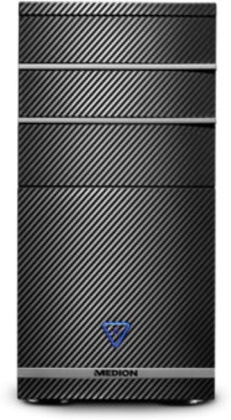 MEDION AKOYA PC P4124 D QWERTY Desktop