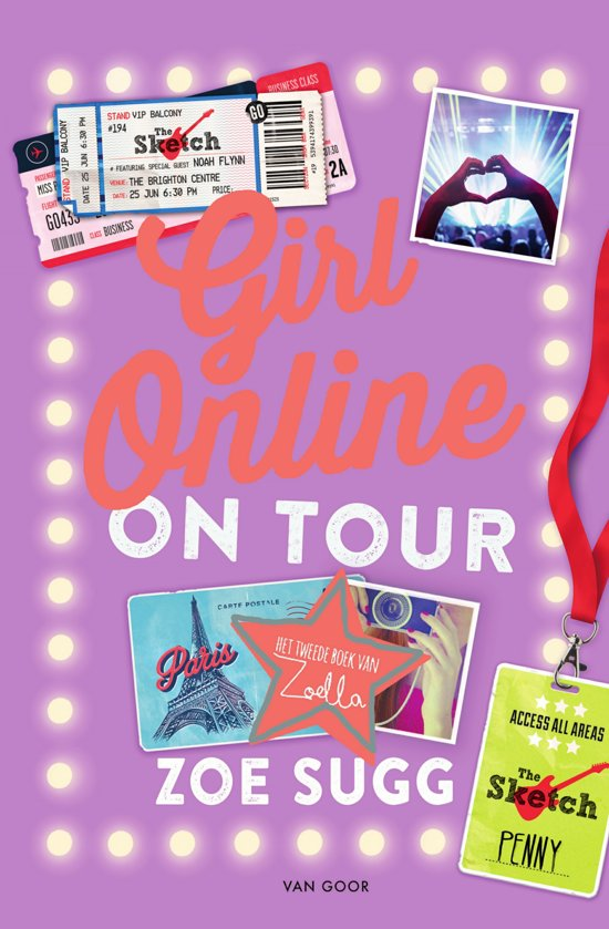 Girl Online On Tour – Zoe Sugg