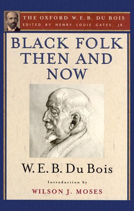w e b du bois essay Dusk of dawn: an essay toward an autobiography of a race concept  the  emerging thought of web du bois: essays and editorials from the crisis,.
