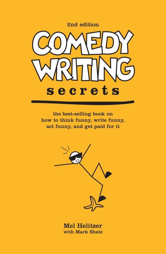 comedy writing secrets epub