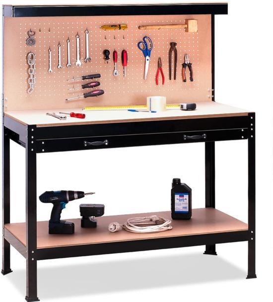werkbank werktafel gereedschapstafel. Black Bedroom Furniture Sets. Home Design Ideas