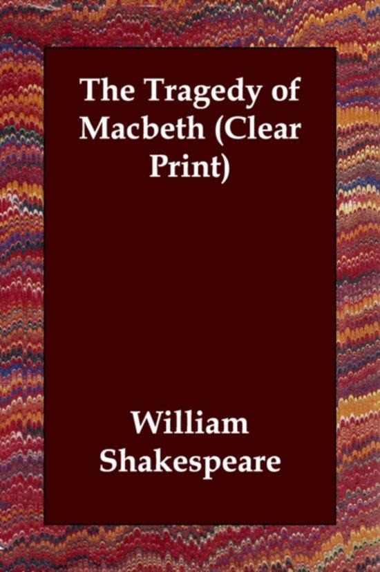 Tragedy In Macbeth