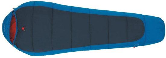 Robens Trailhead S mummy slaapzak blauw/zwart Uitvoering rechts in Marcinelle