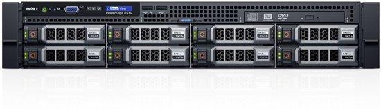 DELL PowerEdge R530 1.6GHz E5-2603V3 Rack (2U)