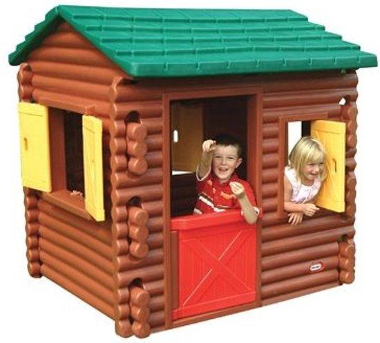 Little Tikes Log Cabin - Speelhuis