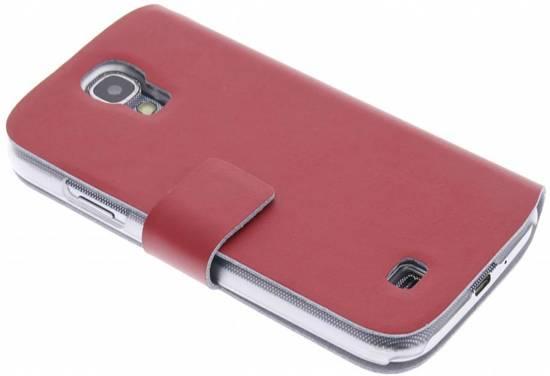 Rode Keukenapparaten : bol.com Rode stijlvolle booktype hoes voor de Samsung Galaxy S4