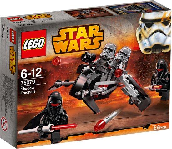 LEGO Star Wars Shadow Troopers - 75079 in Kreil