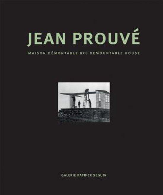 Jean prouve maison demontable 8x8 demountable - Maison demontable jean prouve ...