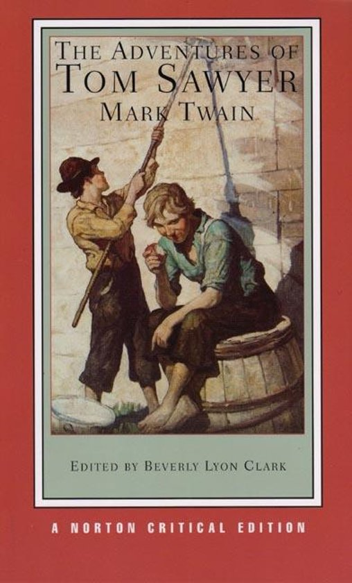 a summary and critique of the adventures of tom sawyer by mark twain The adventures of tom sawyer (1876) is one of the best-loved and most quoted works of american author mark twain (whose real name was samuel langhorne clemens) summary of the plot.