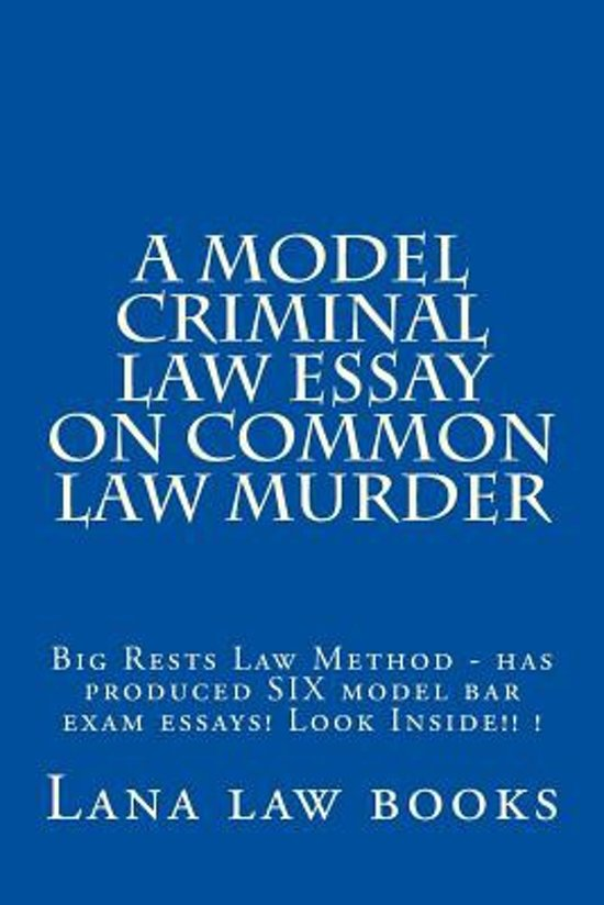 Criminal Justice Thesis Ideas