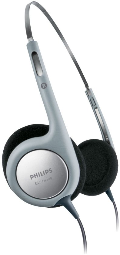 Philips SBCHL145 - Headset / On-Ear Koptelefoon - Zilver