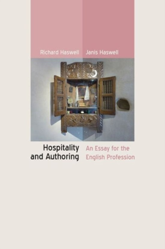 hospitality studies essay