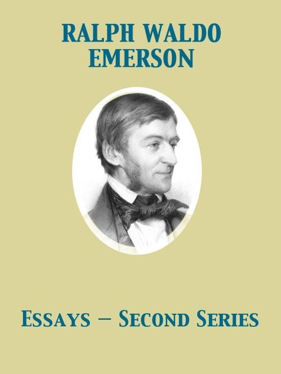 emerson natura from essays second series