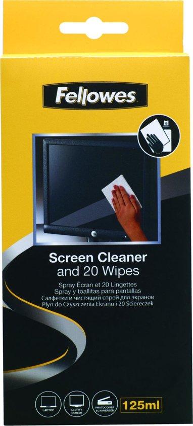 MONITOR CLEANING SPRAY 120ML W/