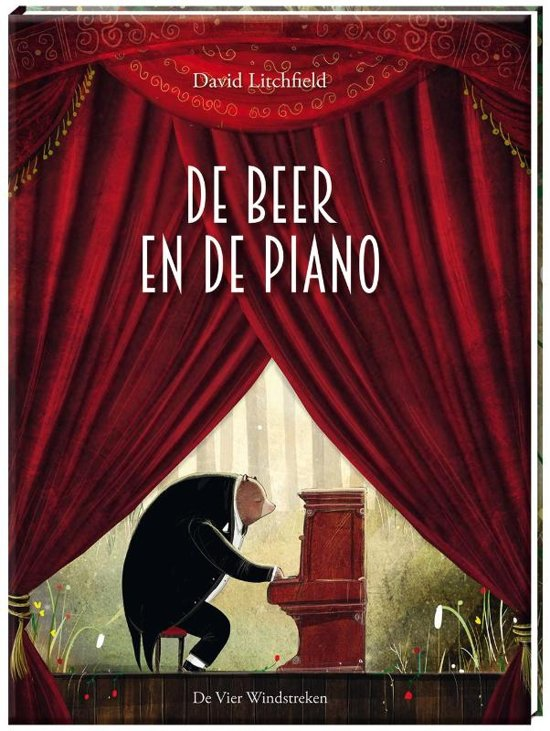 De beer en de piano david litchfield for Sfeer en chique