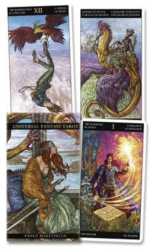 Tarot Universal Dali: Universal Fantasy Tarot/Tarot Universal De