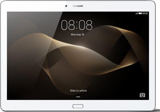 Huawei M2 Premium - 10 inch - WiFi + 4G - Zilver